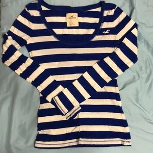 Hollister long sleeve tee